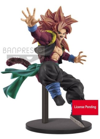[Em Breve] Super Dragon Ball Heroes - Gogeta Xeno SSJ4 - 9th Anniversary -Original-