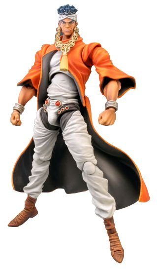 Super Action Statue JoJo's Bizarre Adventure Parte 3: Muhammad Avdol