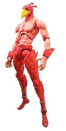 Super Action Statue JoJo's Bizarre Adventure Parte 3: Magician's Red