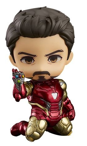 *Pré-venda* [10% de Entrada] Nendoroid #1230-DX - Avengers: Endgame - Iron Man Mark 85 [Original Good Smile]