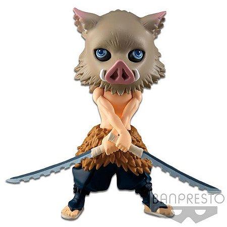 Demon Slayer: Kimetsu no Yaiba Inosuke Hashibira - Q posket v2-B [Banpresto Original]