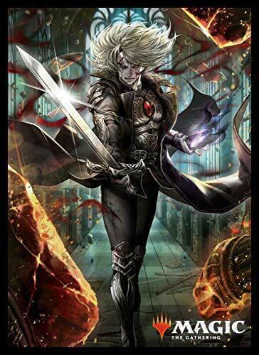 Magic: The Gathering -Card Sleeve- Vengeful Bloodlord, Sorin -Original-