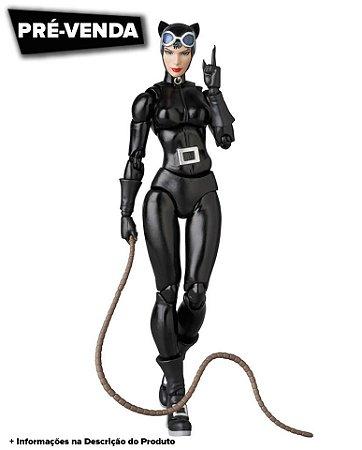 *Pré-venda* [10% de ENTRADA] Mafex #123 - Catwoman - Hush [Original Medicom Toy]