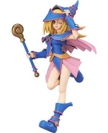 [Reservar: 10% de Entrada] figma #313 Yu-Gi-Oh!: Dark Magician Girl