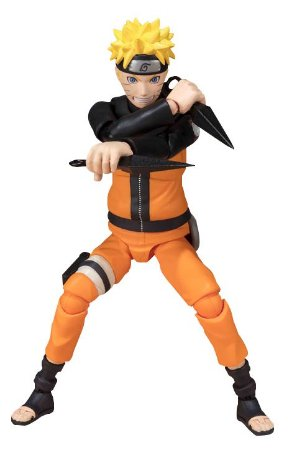 [Estoque No Japão] S.H.Figuarts Naruto Shippuden: Naruto Uzumaki 2.0 [Best Selection]