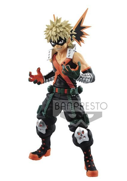 My Hero Academia: Bakugo Katsuki [Texture]