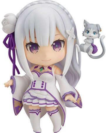 Nendoroid #751 Re:ZERO -Starting Life in Another World- Emilia