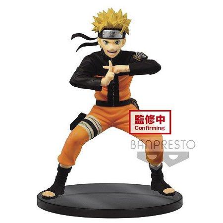 [Estoque No Japão] Naruto Shippuden: Naruto Uzumaki [Vibration Stars II]