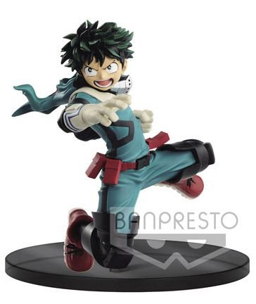 My Hero Academia: Izuku Midoriya [The Amazing Heroes v10-B]