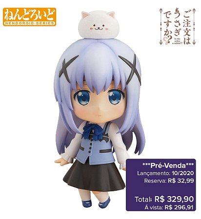 *Pré-venda* [10% de ENTRADA] Nendoroid #558 - Is the order a rabbit? Chino [Original]