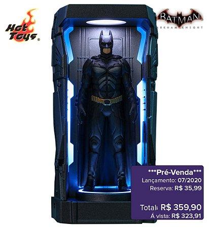 *Pré-venda* [10% de ENTRADA] Batman: Arkham Knight Series 1 - Batman 2008 -Miniature Collectible- [Original]