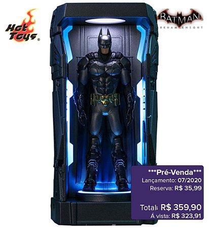 *Pré-venda* [10% de ENTRADA] Batman: Arkham Knight Series 1 - Batman -Miniature Collectible- [Original]