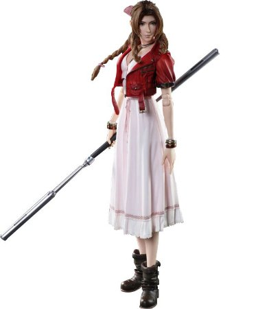 Play Arts Kai Final Fantasy VII Remake: Aerith Gainsborough