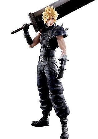 Play Arts Kai Final Fantasy VII Remake: Cloud Strife V.2