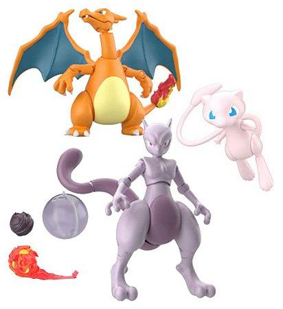 Pokemon Shodo - Mewtwo Strikes Back Evolution - Kit 1 (4x) -Original-