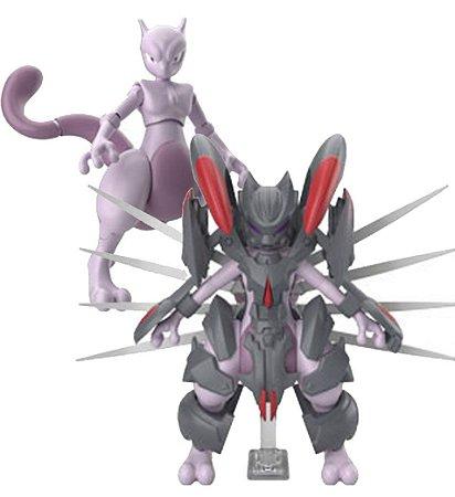 Pokemon Shodo - Mewtwo Strikes Back Evolution - Kit 2 (2x) -Original-