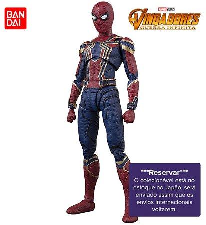 [RESERVAR] S.H. Figuarts Iron Spider - Vingadores: Guerra Infinita [Original]