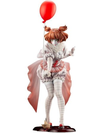 Horror Bishoujo It Pennywise (2017)