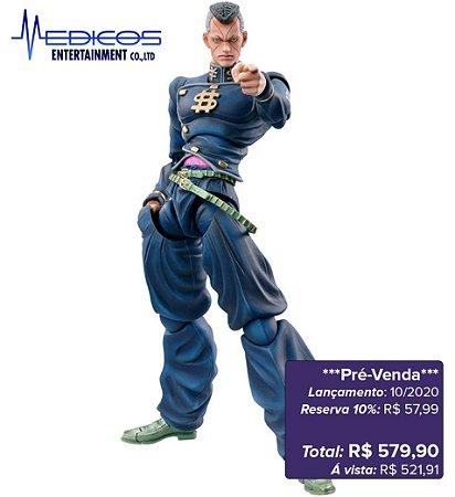 *Pré-venda* [10% de ENTRADA] JoJo's Bizarre Adventure Part 4: Okuyasu Nijimura - Super Action Statue [Original Medicos]