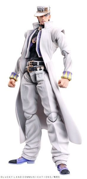 Super Action Statue JoJo's Bizarre Adventure Part 4: Jotaro Kujo