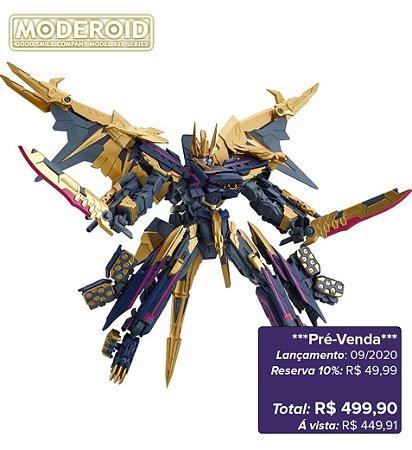 *Pré-venda* [10% de ENTRADA] Moderoid - Black Shinkalion [Original Good Smile]
