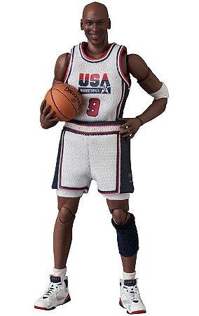 Mafex #132 Michael Jordan [Seleção USA 1992]