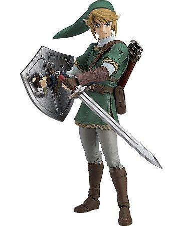 figma #319-DX The Legend of Zelda: Twilight Princess - Link Twilight Princess