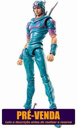 [Reservar: 10% de Entrada] Super Action Statue JoJo's Bizarre Adventure Parte 7: Johnny Joestar Second