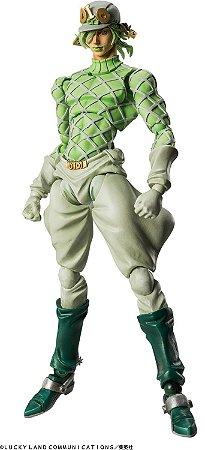 [Lançado] Super Action Statue JoJo's Bizarre Adventure Steel Ball Run: Diego Brando