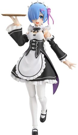 figma #346 Re:ZERO Starting Life in Another World - Rem