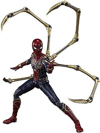 S.H.Figuarts Vingadores: Ultimato - Iron Spider [Final Battle]