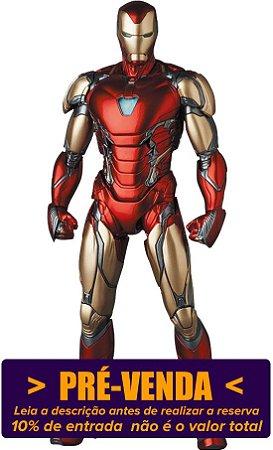 [Reservar PV: 10% de Entrada] Mafex #136 Iron Man Mark 85 [Endgame]