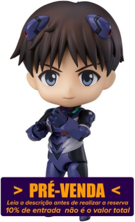 [Reservar PV: 10% de Entrada] Nendoroid #1445 Rebuild of Evangelion: Shinji Ikari [Plugsuit]