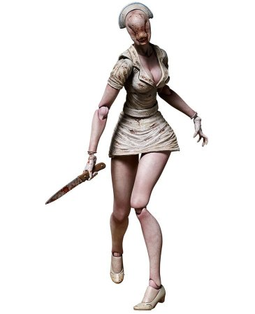 figma #SP-061 Silent Hill 2: Bubble Head Nurse [Relançamento]