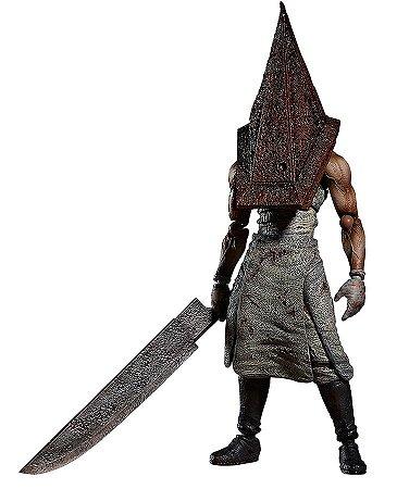 [Pré-Venda] figma #SP-055 Silent Hill 2: Red Pyramid Thing [Pyramid Head / Relançamento]