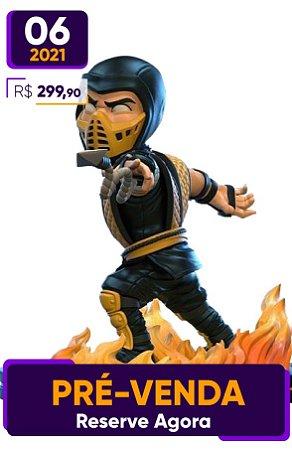 [Reservar PV: 10% de Entrada] Q Fig Mortal Kombat: Scorpion
