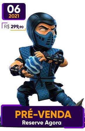 [Reservar PV: 10% de Entrada] Q Fig Mortal Kombat: Sub-Zero
