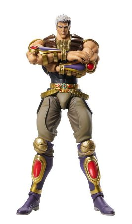 Super Action Statue Fist of the North Star: Raoh