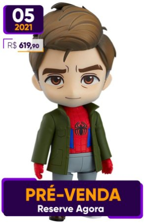 [Reservar PV: 10% de Entrada] Nendoroid #1498-DX Spider-Man: Into the Spider-Verse Peter Parker