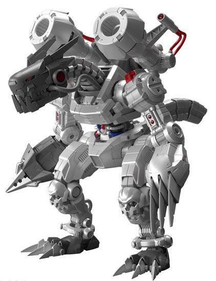 Figure-rise Standard Digimon Adventure: Machinedramon