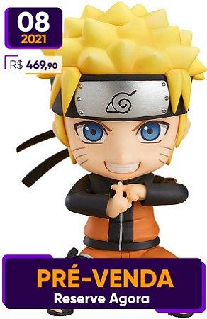 [Reservar PV: 10% de Entrada] Nendoroid #682 Naruto Shippuden: Naruto Uzumaki