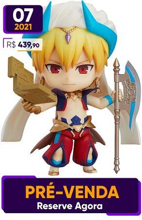 [Reservar PV: 10% de Entrada] Nendoroid 990-DX Fate/Grand Order Caster/Gilgamesh Ascension