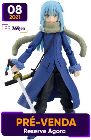 [Reservar PV: 10% de Entrada] figma #511 That Time I Got Reincarnated as a Slime: Rimuru