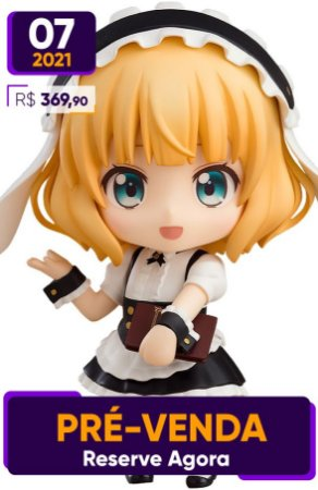 [Reservar PV: 10% de Entrada] Nendoroid #929 Is the order a rabbit?? Syaro