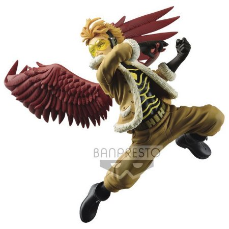 My Hero Academia: Hawks [The Amazing Heroes v12]
