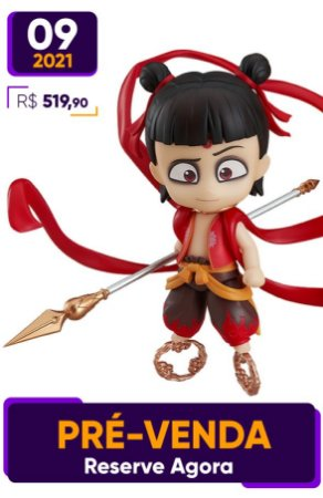 [Reservar PV: 10% de Entrada] Nendoroid #1459-DX Ne Zha: Ne Zha