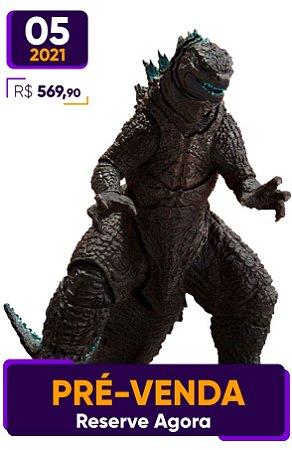 [Reservar PV: 10% de Entrada] S.H.MonsterArts Godzilla [Godzilla Vs Kong]
