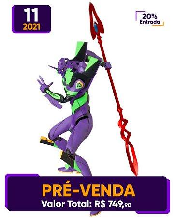 [Pré-venda] Mafex #156 Evangelion Unit 01 (2021)
