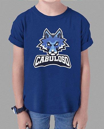 Camisa do Cruzeiro - Cabuloso Infantil