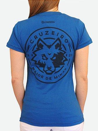 Camisa do Cruzeiro - Maior de Minas   Feminina